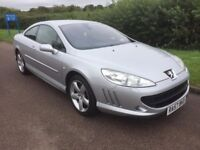 2008 Peugeot 407 2.7 HDI V6 Sport Coupe - Automatic/Diesel