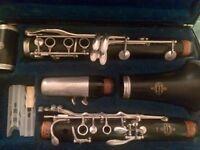 Buffet Crampon A Paris B12 Clarinet