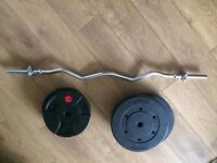30kg barbell