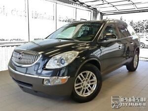 2010 Buick Enclave CXL + 7 PASSAGERS + AWD + CUIR + TOIT PANO