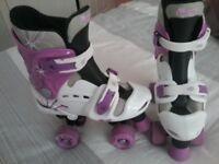 Girls Osprey roller skates