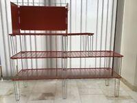Hago Beanstalk Camp Kitchen & additional shelves