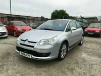 Citroen C4 1.6 HDI 16V vtr coupe You blink you miss