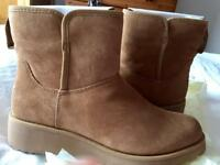 Genuine Ugg Kristin Boots Sz 6.5 UK 5/6 New