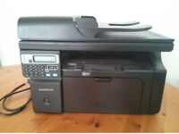 Wireless Laser Printer/Scanner all in one