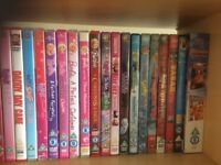 Used DVDs in excellent condition