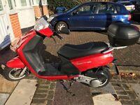 Very nice condition!2011 Peugeot Vivacity 125