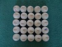 25 x TITLEIST Golf Balls - Grade A, lovely condition!