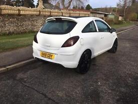 2010 Vauxhall Corsa, 1.0l, 38k miles with FSH, 1 previous owner