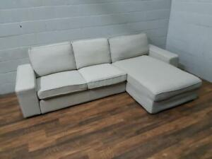 Free Delivery: Mint Ikea Kivik Sectional