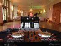 Mobile Disco and Dj entertainment for Weddings, parties and events.