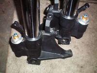 Yamaha R6 Forks