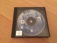 Star Wars Episode 1 The Phantom Menace PlayStation 1 ps1