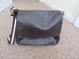 Tippitoes City Baby Bag Changing Bag (Brown)