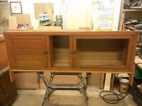 Rabbit or Guineapig hutch 5ft long new
