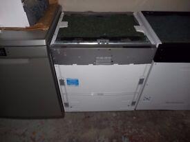 Beko Integrated Dishwasher DIN15X10 - New