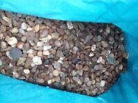 Free gravel / pebbles / aggregate