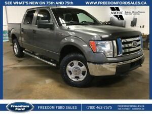 2011 Ford F-150 Cloth Seats, Air Conditioning