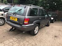 Jeep Grand Cherokee tdi 2005