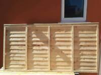 3 Ft Fence panels