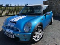2002 52 MINI COOPER S 1.6 3dr HATCHBACK - **FULL SERVICE HISTORY** - SEPT 2018 M.O.T - GOOD EXAMPLE!