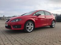 2009│Seat Leon 2.0 TD FR 5dr│2 Former Keepers│Full Service History│Recently Serviced│1 Year MOT