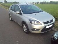 2010 Ford Focus mk2 1.6 TDCI hatchback silver BREAKING for PARTS SPARES