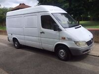 Hire Man with Van for cheap, local and intercity services