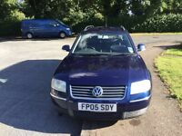 Volkswagen Passat Highline 1.9 TDi 2005 Estate Blue