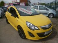 Stunning Vauxhall CORSA Limited Edition,3 dr hatchback,FSH,looks amazing,drives like new,only 32,000