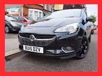 (13,000 Miles) --- 2015 Vauxhall Corsa 1.4 i ecoFLEX SRi 5dr --- New SHAPE --- Low Miles - SRi Corsa