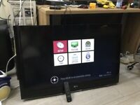 LG 42 inch TV ( no stand )
