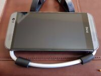 HTC One M8 Grey/Black Unlocked to any Network in reasonable condition