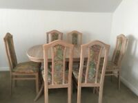 Dining furniture for sale