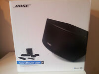 Bose Sounstouch 220 Home Cinema System Bluetooth/WiFi BRAND NEW!