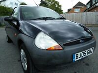 2005 Ford KA low mileage with Fresh Full Service & 1 Year MOT