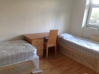 Twin bed to let in roomshare with Protugal boy in Shadwell & Whitechaple