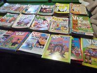 Viz comics Over 200 issues plus extras