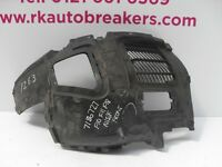 BMW 5 SERIES ARCH LINER FRONT SECTION N/S F10/F11 7186727 REF 1263