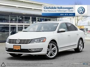 2015 PASSAT HIGHLINE 1.8 TSI 6-SPEED AUTO