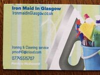 Iron maid in Glasgow. Com