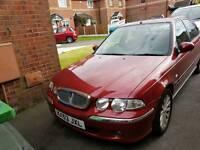 Rover 45 1.4 10 months mot