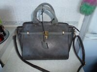 Ladies new leather handbag