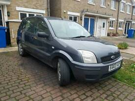Ford fussion 2003 low milage
