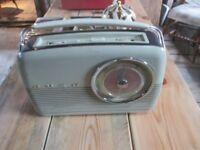 Bush Fifties Vintage Radio .
