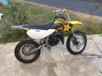 Kids motocross bike Macbor 50cc