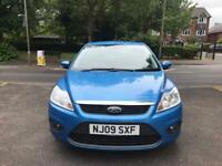 2009 FORD FOCUS 1.6💥WARRANTED MILEAGE ONLY 86000💥EXCELLENT CONDITION 💥LONG MOT
