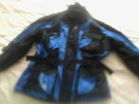 motorcycle jacket col tech prospeed size med