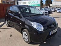 KIA Picanto 1.0 1 5dr£2,395 p/x welcome 1 YEAR FREE WARRANTY. NEW MOT