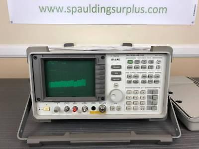 Agilent 8564e 30 Hz - 40 Ghz Rf Spectrum Analyzer W Option 006 - Calibrated